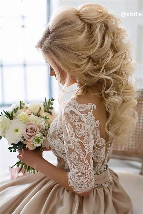 bridal hairstyles let down 1000 ideas about bridal hair on pinterest bride
