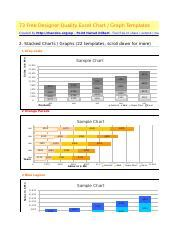 73 free designed quality excel chart templates 2 73