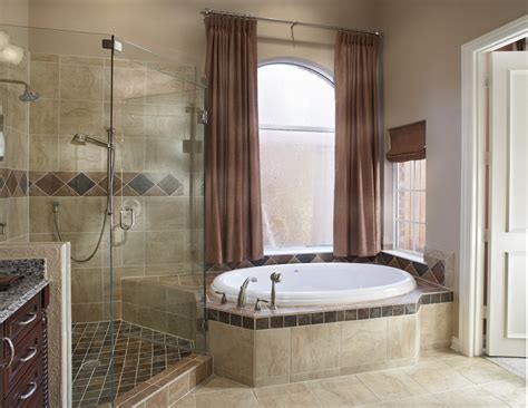 Small and Partial Bathroom Remodel Design Servant