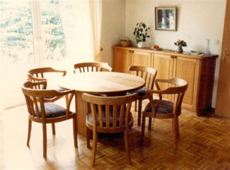 kirschbaum möbel modern esszimmerst 252 hle eiche rustikal