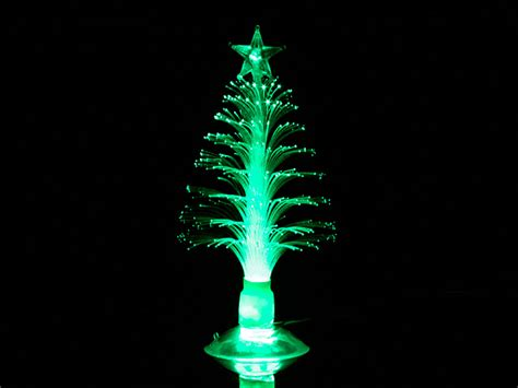 usb mini fiber optic christmas tree