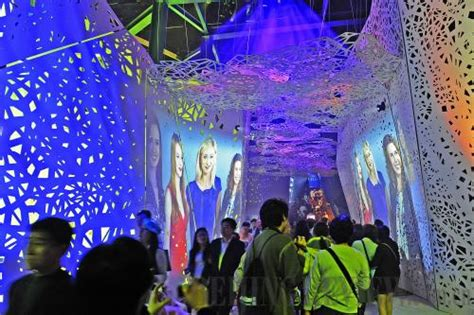 technology themed events pavilion tour beijing review
