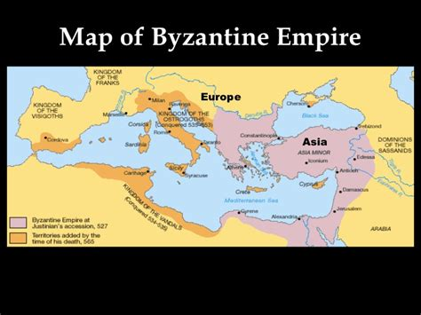 byzantine empire map 1 1 the byzantine empire