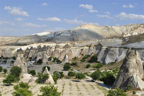 camini delle fate cappadocia turchia cappadocia pasabagi la valle dei camini delle fate