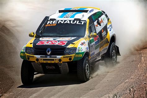 renault rally 2016 renault will compete in the 2016 rally dakar with a duster