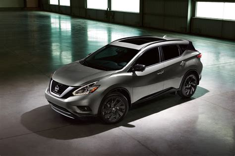 nissan black 2017 2017 nissan murano reviews and rating motor trend