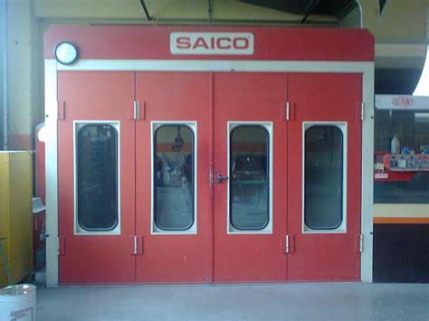 cabina di verniciatura usata cabina di verniciatura saico verona veneto cabine di