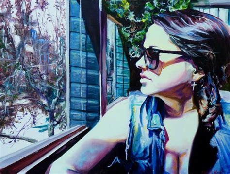 biggar painting saskatchewan nac artist of the month michaela hoppe