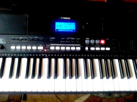 Keyboard Yamaha Type E 433 New yamaha psr e 433 keyboard instrument klawiszowy zdj苹cie na imged