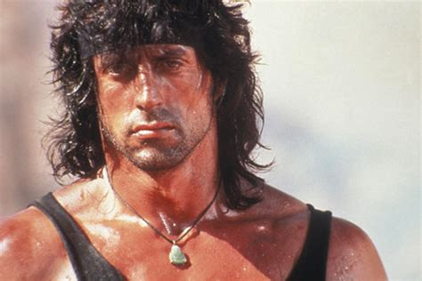 rambo film hero chatter busy sylvester stallone quotes