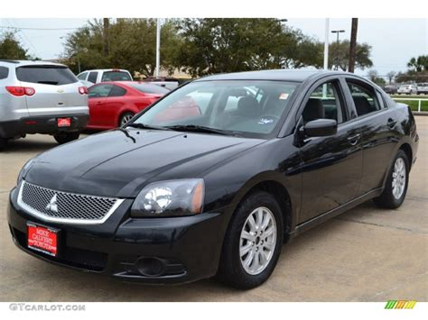 2011 Kalapana Black Mitsubishi Galant Fe 61242210 Photo