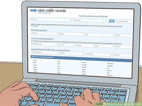 Where Do You Find Divorce Records 3 Ways To Find Divorce Records Wikihow