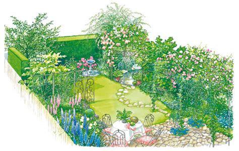 Romantischer Garten Pflanzen by Gartengestaltung Der Romantische Garten Mein Sch 246 Ner Garten