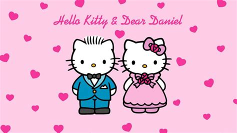 hello kitty valentines desktop wallpaper hello kitty sanrio wallpapers wallpaper cave