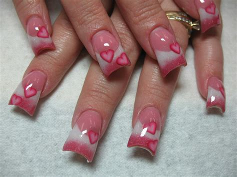 a nail design for women who just aren t that into s day