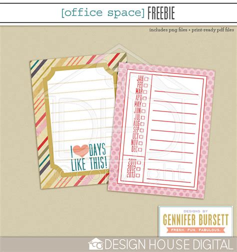 card freebies i days like this journaling card project freebie