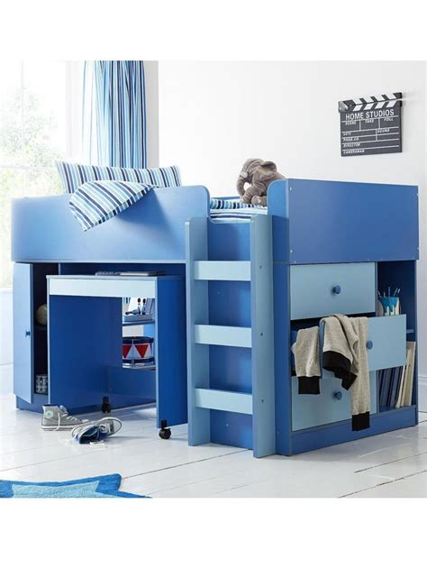 17 best ideas about mid sleeper with storage on