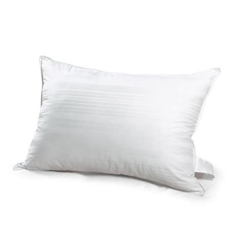 Cotton Filled Pillows by Newpoint 400 Thread Count Cotton Gel Filled Pillow