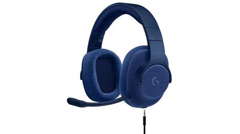 Headset Logitech G433 logitech g433 7 1 surround sound gaming headset review rating pcmag