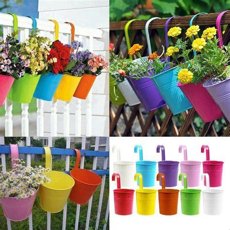 Gardener S Supply Flower Pot Newest Garden Decoration Supplies Iron Pastoral Balcony