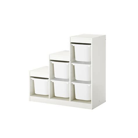 Childrens Storage Furniture by Trofast Storage Combination With Boxes