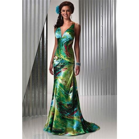 Tropical Style Wedding Dresses by Tropical Bridesmaid Dresses For Weddings Evening Dresses