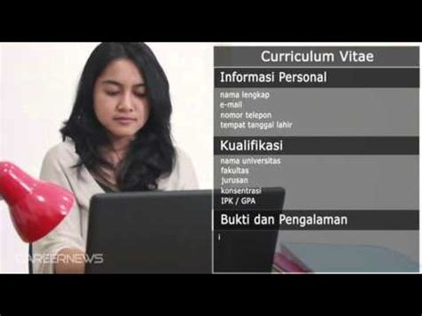 tips membuat web yang baik capture video tips ecc ugm cara membuat cv yang baik