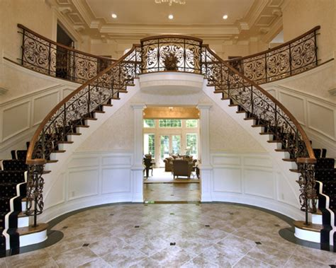 elegant staircases elegant double staircase www pixshark com images