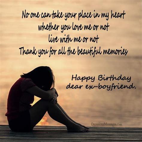 Happy Birthday Wishes For Boyfriend Images Birthday Wishes For Ex Boyfriend Occasions Messages