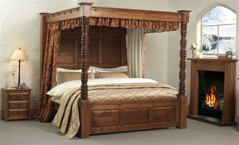 4 Post Bed Canopy Four Poster Canopy Bed Helena Source