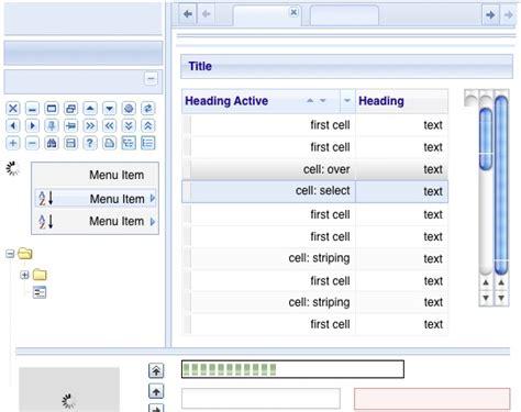 layout menu extjs free wireframing kits ui design kits pdfs and resources