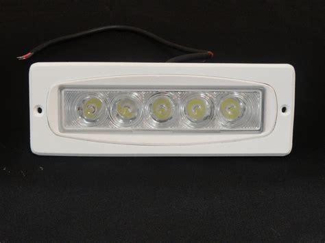 led spreader lights for boats flush mount led spreader light 99 the hull
