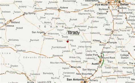 brady texas map brady tx pictures posters news and on your pursuit hobbies interests and worries