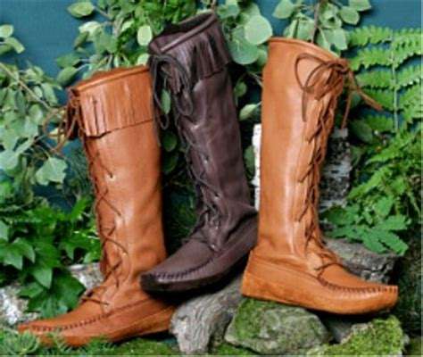 mens knee high moccasin boots knee high boots handmade moccasin knee highs