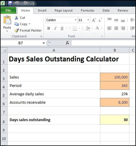 Credit Days Calculation Formula Days Calculator