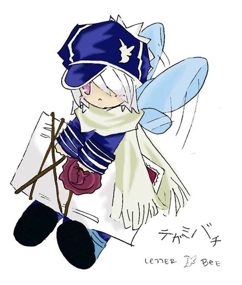 Character Letter Bee Tegami Bachi Letter Bee By Hurricanehoshi On Deviantart