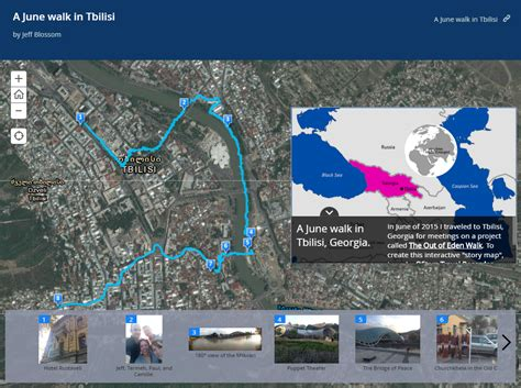 how to make 3d interactive map creating an interactive story map that contains narrated geotagged photos and a gps track