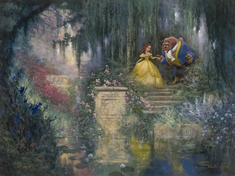 disney wallpaper thomas kinkade thomas kinkade disney wallpaper wallpapersafari