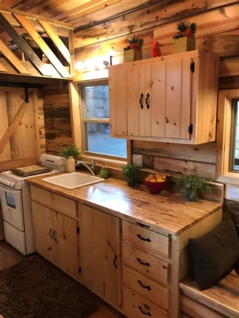 Coyote Cabin by Coyote Cabin Tiny House By Tiny Homes