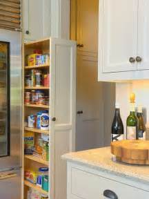Pull Out Kitchen Storage Ideas by 15 Organization Ideas For Small Pantries