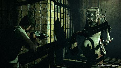 Ps4 Evil Within 1 review the evil within sony playstation 4 digitally downloaded