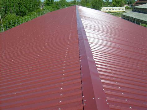 Kosten F R Dacheindeckung 3312 by Blechdachpfannen Mit Isolierung Blechdach Kosten