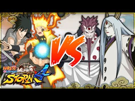 download game naruto mod kaguya full download nsuns4 pc mod hagoromo the sage of six path