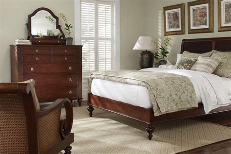 island style bedroom furniture ethan allen bedroom furniture british classics island style sleigh bed