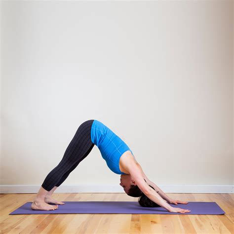 downward position downward facing start now 6 pose sequence to tone your arms by summer