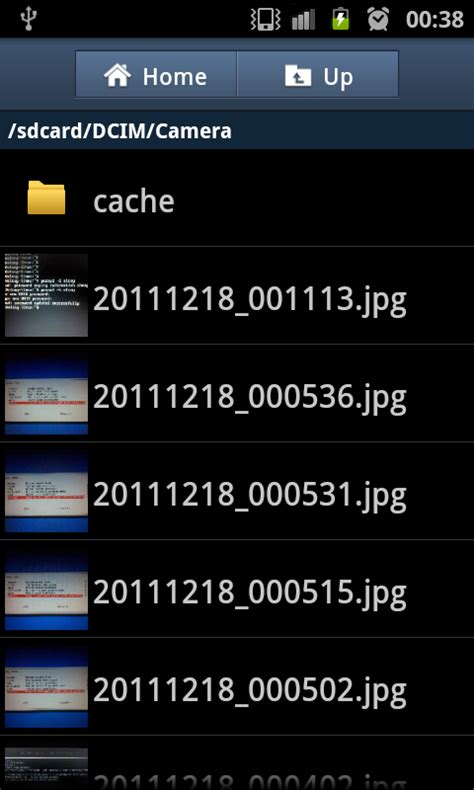 my files app for android android can not access files in any folder on samsung galaxy sii ask ubuntu