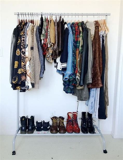 Closet Fashion Store by Clothes Rail Home Sun New York And