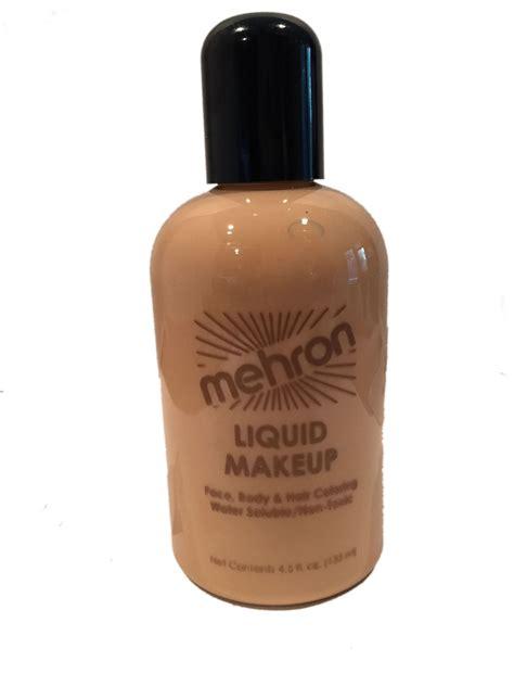 Mehron Liquid Makeup Glow In The 1 mehron liquid makeup painting economy size 4 5oz bottle ebay