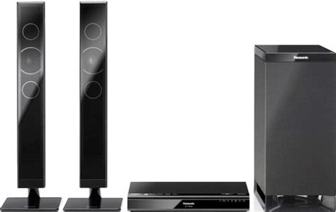 panasonic sc htb350 home theater system sound bar with