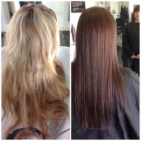 changing hair color from brown to blonde pinterest discover and save creative ideas